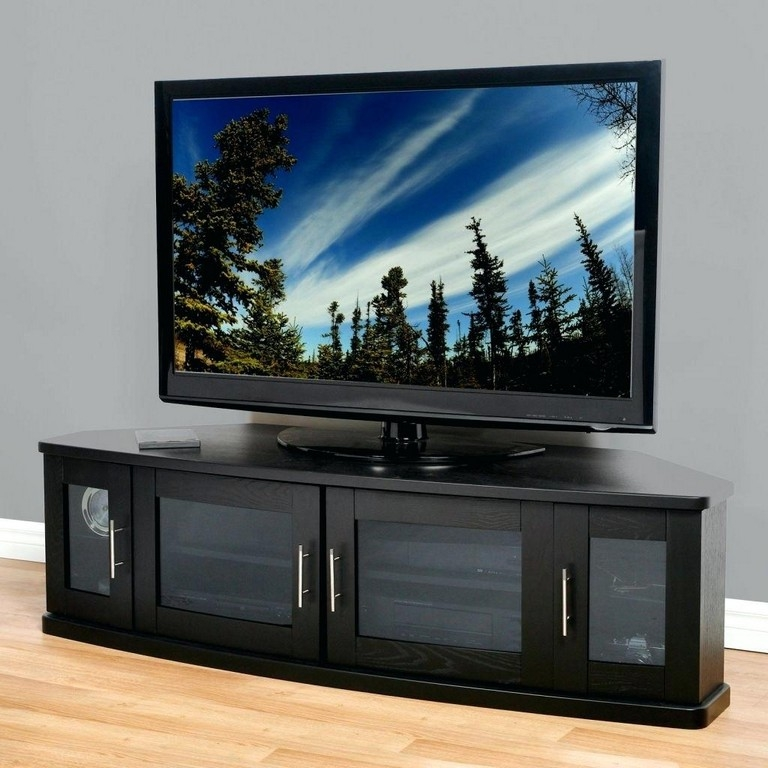 Great Popular Small Oak Corner TV Stands With Regard To Small Oak Corner Tv Stand (View 13 of 50)