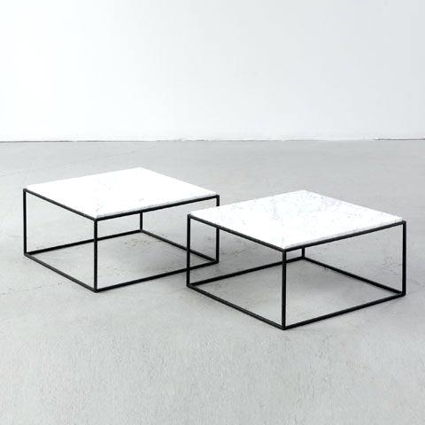 Great Popular Square Stone Coffee Tables With Regard To Square Stone Coffee Table Jeffleeco (Image 17 of 40)