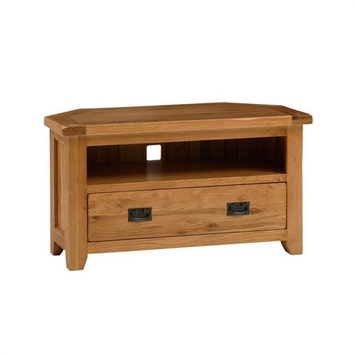 Great Popular Stands And Deliver TV Stands In Best 25 Oak Corner Tv Stand Ideas On Pinterest Corner Tv (View 27 of 50)