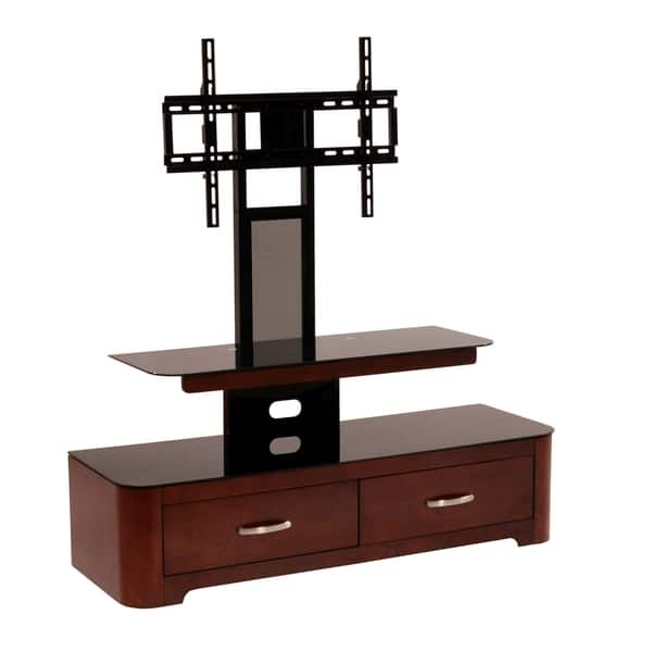 Great Popular Swivel TV Stands With Mount With Regard To Avista Bellini Tv Stand With Rear Swivel Mount For Up To  (Image 27 of 50)