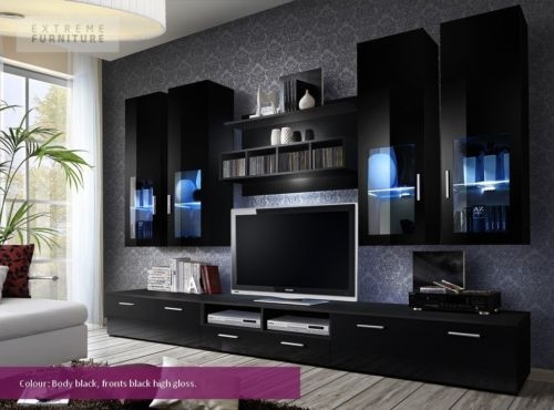Great Popular Wall Display Units & TV Cabinets In 17 Best Lounge Decor Images On Pinterest Lounge Decor Ideas And (View 38 of 50)