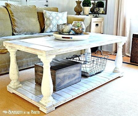 Great Popular White Cottage Style Coffee Tables Inside Cottage Style Coffee Table Ideas Tag Cottage Style Coffee Table (Image 27 of 50)