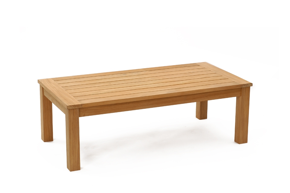 Great Popular Wooden Garden Coffee Tables Within Antibes Garden Coffee Table Bau Outdoors (View 24 of 50)