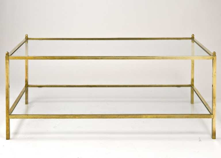 brass and glass coffee table. Great Preferred Antique Brass Glass Coffee Tables Regarding Vintage Table Ideas (Image And