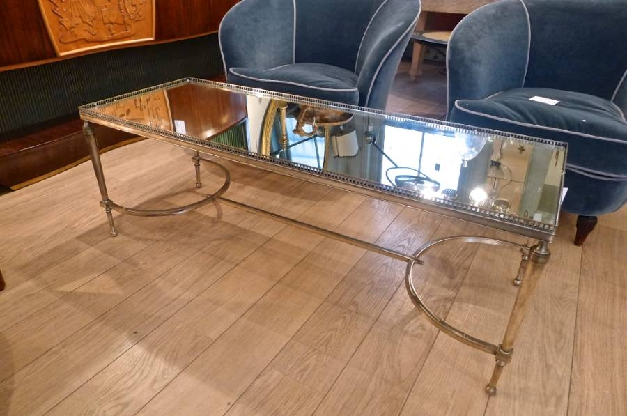 Top 40 Antique Mirrored Coffee Tables Coffee Table Ideas