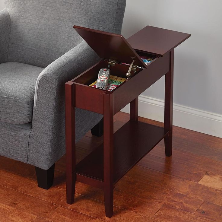Great Preferred Coffee Tables With Storage Pertaining To Best 25 Narrow Coffee Table Ideas On Pinterest Thin Side Table (Image 21 of 40)
