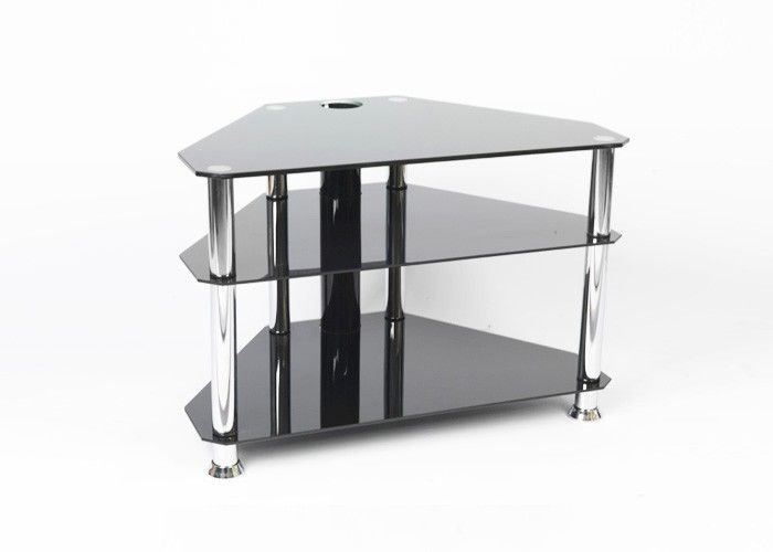 Great Preferred Iconic TV Stands In Best 25 Black Glass Tv Stand Ideas On Pinterest Penthouse Tv (Image 23 of 50)