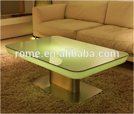 Great Preferred Led Coffee Tables In Led Coffee Table Led Coffee Table Suppliers And Manufacturers At (Image 26 of 50)
