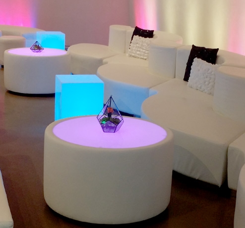 Great Preferred Led Coffee Tables With Regard To Led Coffee Table Dfw Lounge Rentals Luxury Event Rentals (Image 27 of 50)