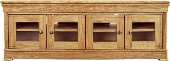 Great Preferred Oak TV Cabinets With Doors Inside Oak Hifi Cabinets With Glass Doors Bar Cabinet (Image 25 of 50)