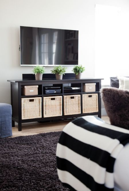 Great Preferred TV Stands With Storage Baskets Throughout Best 25 Ikea Tv Unit Ideas On Pinterest Tv Units Tv Unit And (Image 16 of 50)