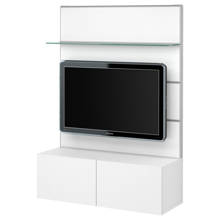 Great Preferred White Wall Mounted TV Stands In 78 Best Tv Stand Images On Pinterest Entertainment Live And Tv (Image 23 of 50)