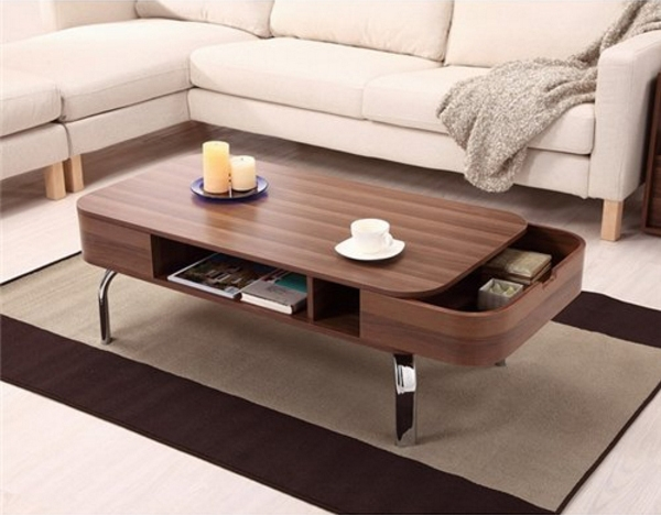 Great Premium Coffee Table Rounded Corners With Regard To Coffee Table Rounded Corners Idi Design (Image 19 of 50)