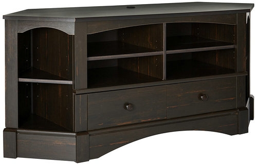 Great Premium Corner TV Stands For 60 Inch TV Regarding Tv Stand For Flat Screens Archives Mrdiecast (View 27 of 50)
