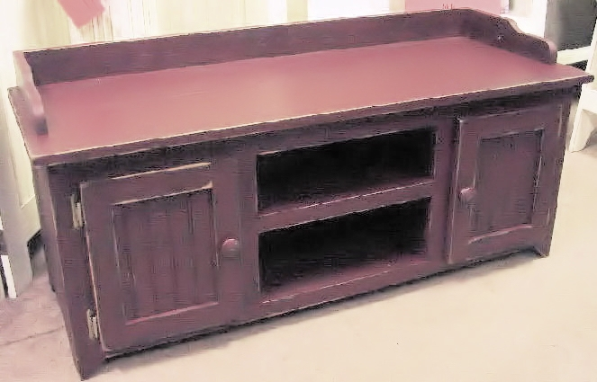 Great Premium Country TV Stands For Country Primitive Furniture And Furnishings (Image 26 of 50)