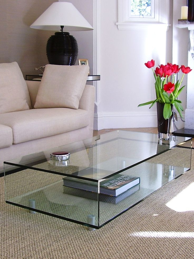 Great Premium Glass Coffee Tables Within Best 10 Glass Coffee Tables Ideas On Pinterest Gold Glass (Image 22 of 50)