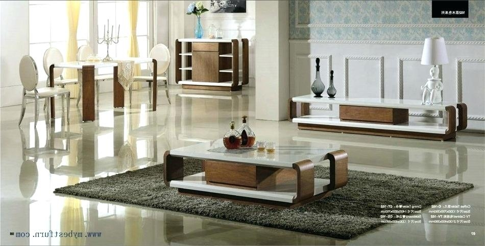 Great Premium Tv Cabinet And Coffee Table Sets Inside Coffee Table 60 Inch Traditional Tv Stand Or Sofa Table (Photo 15 of 40)