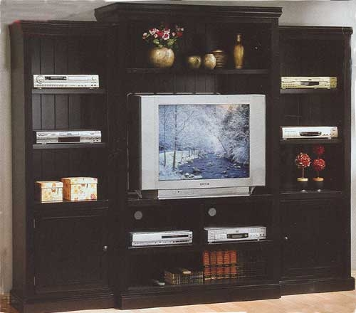 Great Series Of Big TV Stands Furniture Throughout Entertainment Centres Base Armoire Tv Stands (Image 24 of 50)
