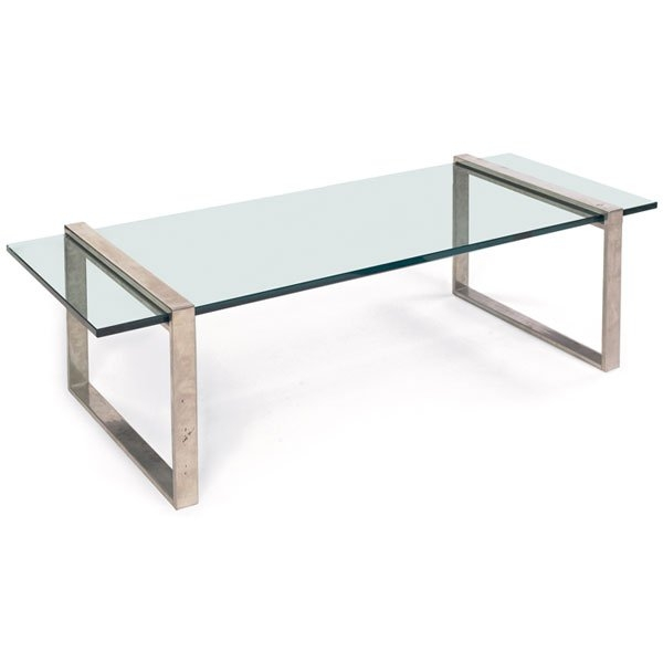 Great Series Of Chrome And Glass Coffee Tables For Stylish Glass And Chrome Coffee Table Chrome And Glass Coffee (Image 21 of 50)