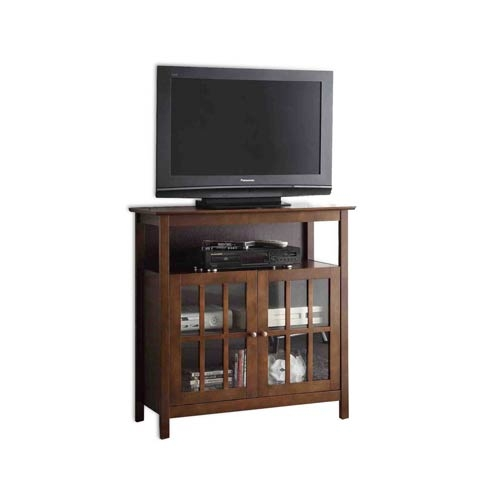Great Series Of Expresso TV Stands In Espresso Tv Stand Bellacor (View 19 of 50)