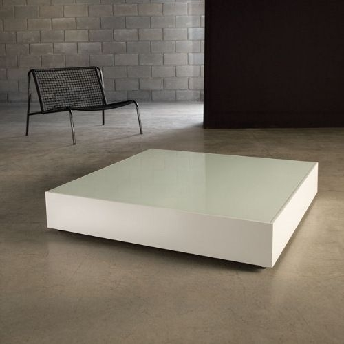 Great Series Of Low Square Coffee Tables For 8 Best Low Profile Coffee Tables Images On Pinterest (Image 24 of 50)