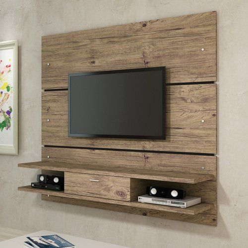 Great Series Of Modern Wall Mount TV Stands Within Best 25 Wall Mount Tv Stand Ideas On Pinterest Tv Mount Stand (Image 25 of 50)