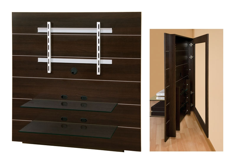 Great Series Of Panorama TV Stands Pertaining To 2 Wenge Tv Stand (Image 27 of 50)