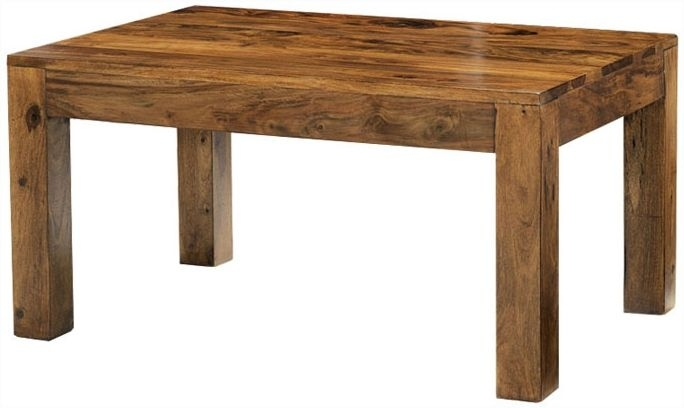 Great Series Of Sheesham Coffee Tables With Regard To Buy Cuba Sheesham Large Coffee Table Online Cfs Uk (View 43 of 50)