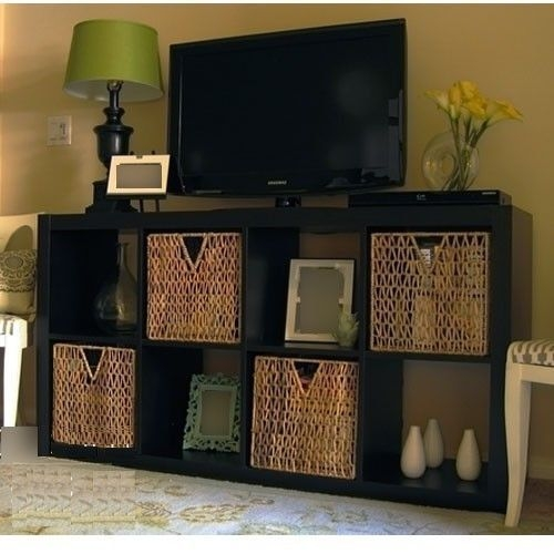 Great Series Of TV Stands With Storage Baskets Intended For Best 25 Tv Stand For Bedroom Ideas On Pinterest Rustic Wood Tv (Image 17 of 50)