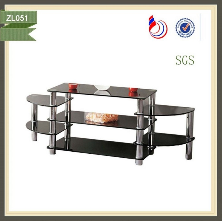 Great Top All Modern TV Stands Regarding Furniture 55 Inch Corner Tv Stand Flat Screen All Modern Tv (Image 31 of 50)