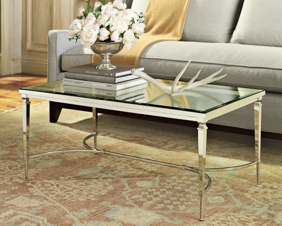 Great Top Cosmo Coffee Tables In Cosmopolitan Coffee Table Williams Sonoma (Image 26 of 50)