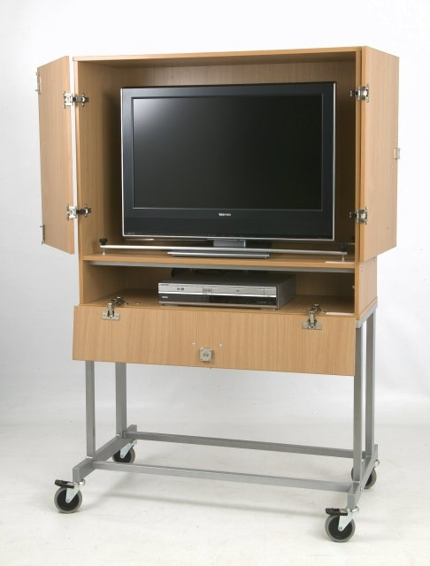 Great Top Lockable TV Stands In Tv Cabinets Hopco Limited Online Office Furniture Tvav (Image 25 of 50)