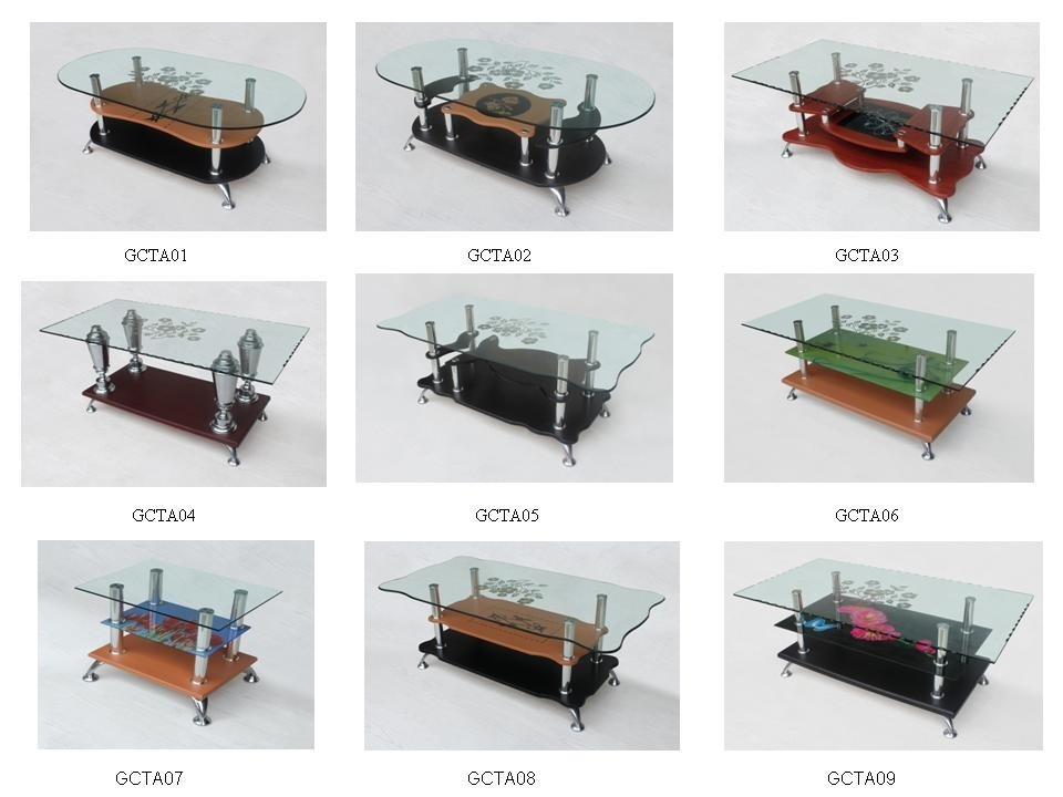 Great Top Low Glass Coffee Tables For Hot Sale Low Price Glass Coffee Table (Image 24 of 50)