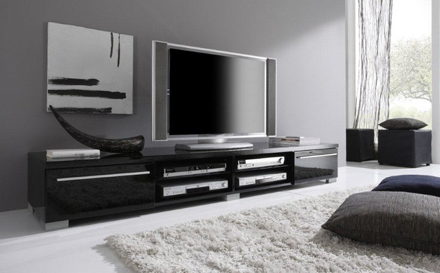 Great Top Modern TV Stands Regarding Modern Tv Stands Enchanced The Modern Living Room Inoutinterior (Image 25 of 50)