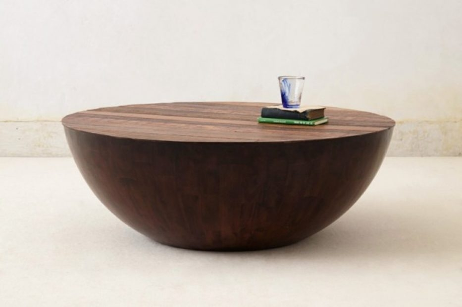 Great Top Odd Shaped Coffee Tables Regarding The 50 Most Beautiful Coffee Tables Ever Brit Co Regarding Fair (View 12 of 50)