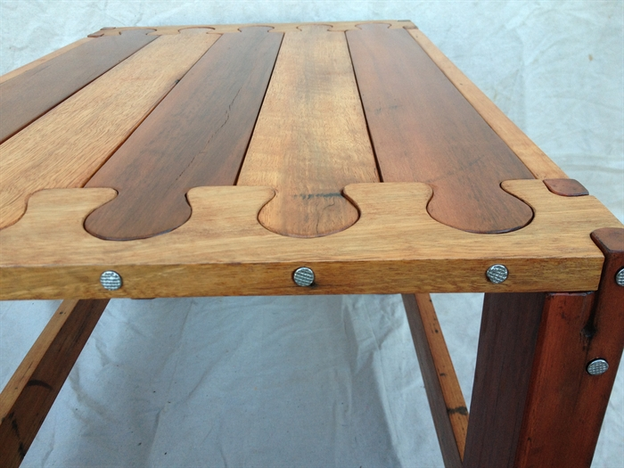 Great Top Puzzle Coffee Tables With Jigsaw Puzzle Coffee Table Make The Puzzle Then Use It Recycled (View 40 of 40)
