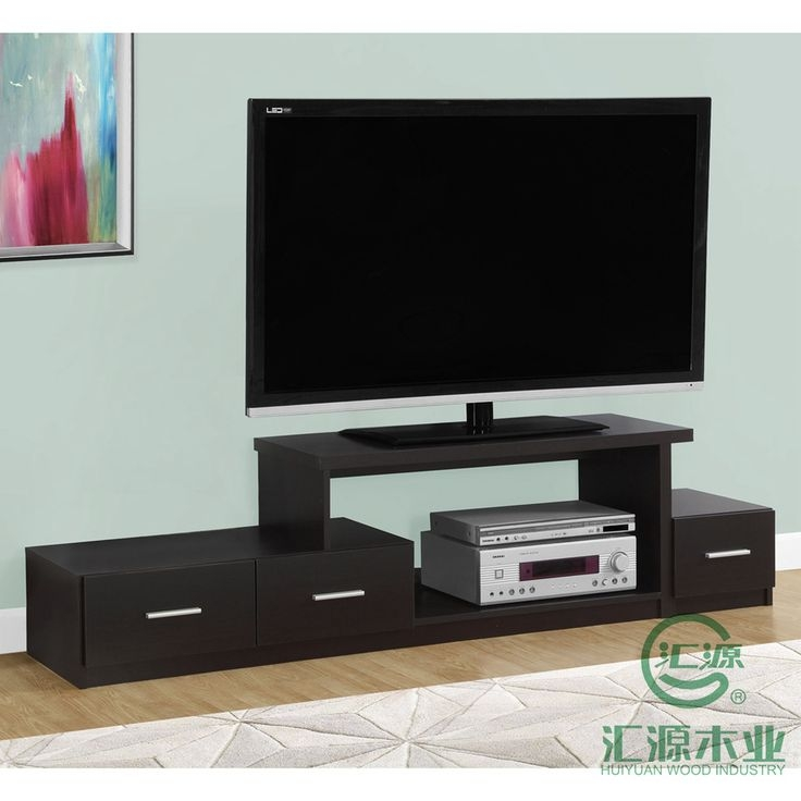 Great Top Unique TV Stands For Flat Screens With Best 10 Unique Tv Stands Ideas On Pinterest Studio Apartment (Image 24 of 50)