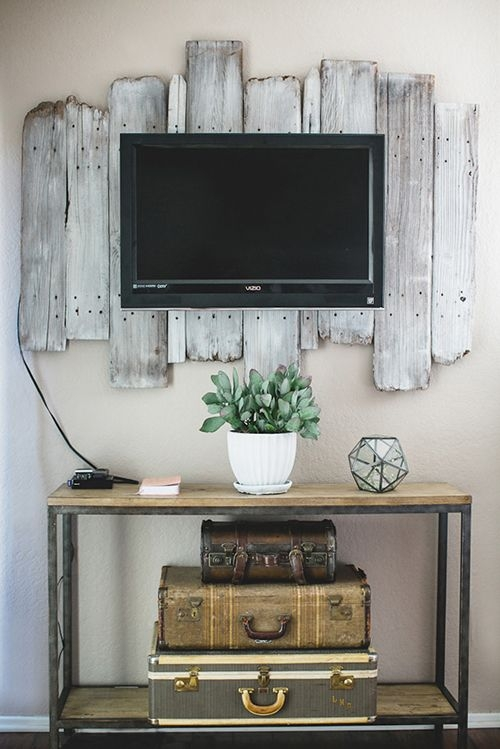 Great Top Wall Mounted TV Stands For Flat Screens Intended For Top 25 Best Wall Mounted Tv Ideas On Pinterest Mounted Tv Decor (Image 15 of 50)