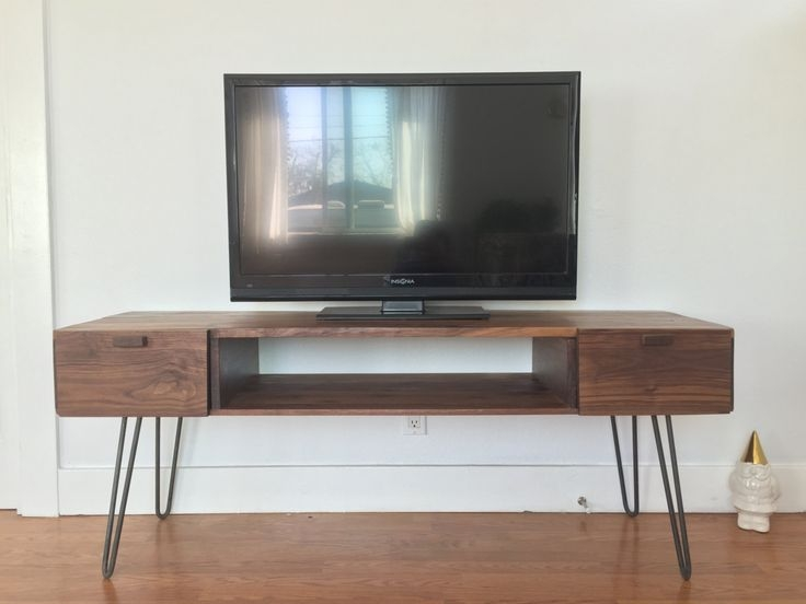 Great Top Walnut TV Stands Throughout Best 20 Walnut Tv Stand Ideas On Pinterest Simple Tv Stand Tv (View 27 of 50)