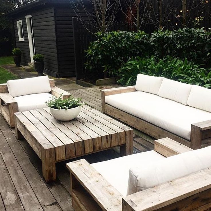 Great Top Wooden Garden Coffee Tables Intended For Best 20 Wooden Garden Table Ideas On Pinterest Wooden Spools (View 50 of 50)