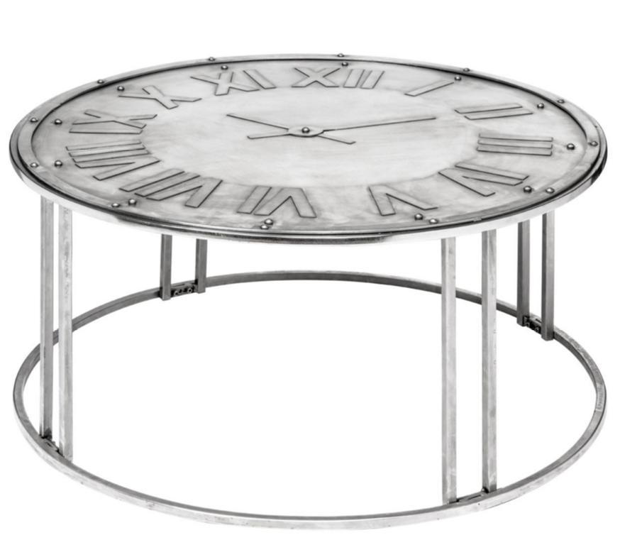 Great Trendy Coffee Tables With Clock Top With Regard To Coffee Table With Clock Top See Here Coffee Tables Ideas (Image 23 of 40)