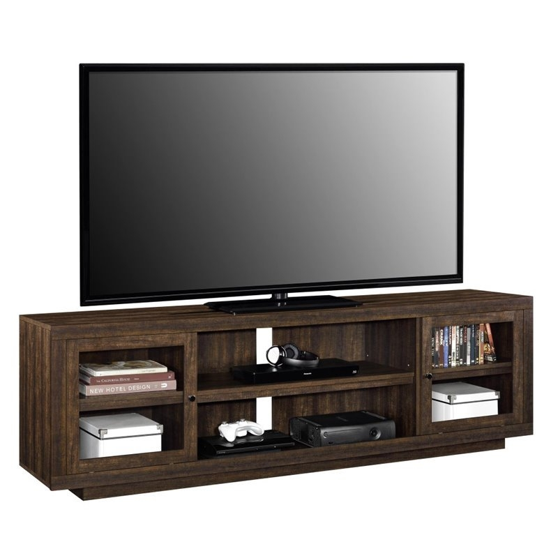 Great Trendy Expresso TV Stands Inside 72 Tv Stand In Espresso 1780196com (View 8 of 50)