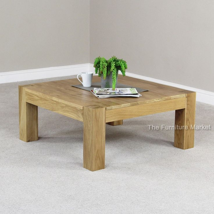 Great Trendy Oak Square Coffee Tables Pertaining To 14 Best Coffee Table Images On Pinterest Solid Oak Oak Coffee (View 44 of 50)