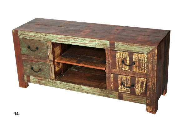 Great Trendy Rustic TV Stands With Rustic Furniture Rustic Tv Stands Furniture A La Carte (Image 26 of 50)