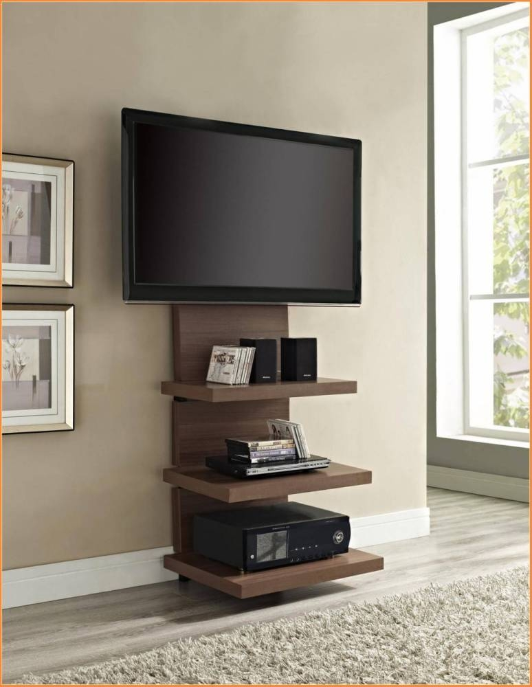 Great Trendy Tall TV Stands For Flat Screen In Tall Flat Screen Tv Stands Home Design Ideas (Image 25 of 50)