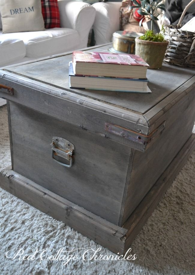 Great Trendy Trunk Chest Coffee Tables Throughout Best 25 Storage Trunk Ideas On Pinterest Rose Gold Bedroom (View 44 of 50)