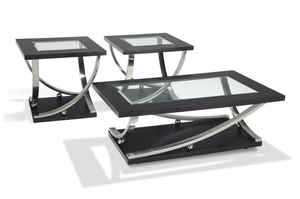 Great Unique Cosmo Coffee Tables For Cosmo Coffee Table Bobs Discount Furniture (View 3 of 50)