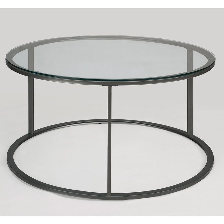 Great Unique Glass Circular Coffee Tables Within Good Contemporary Round Coffee Table (Image 29 of 50)