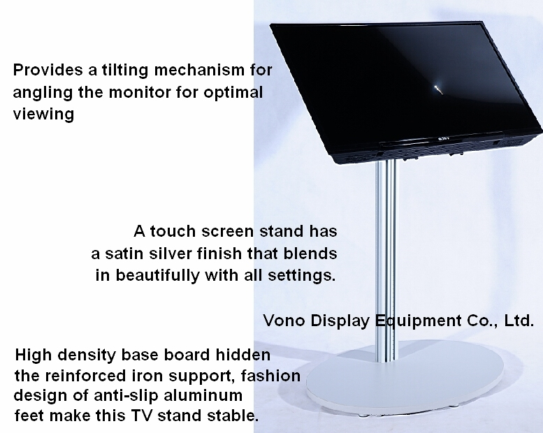 Great Unique Single TV Stands Within Products List Vono Display (View 30 of 50)