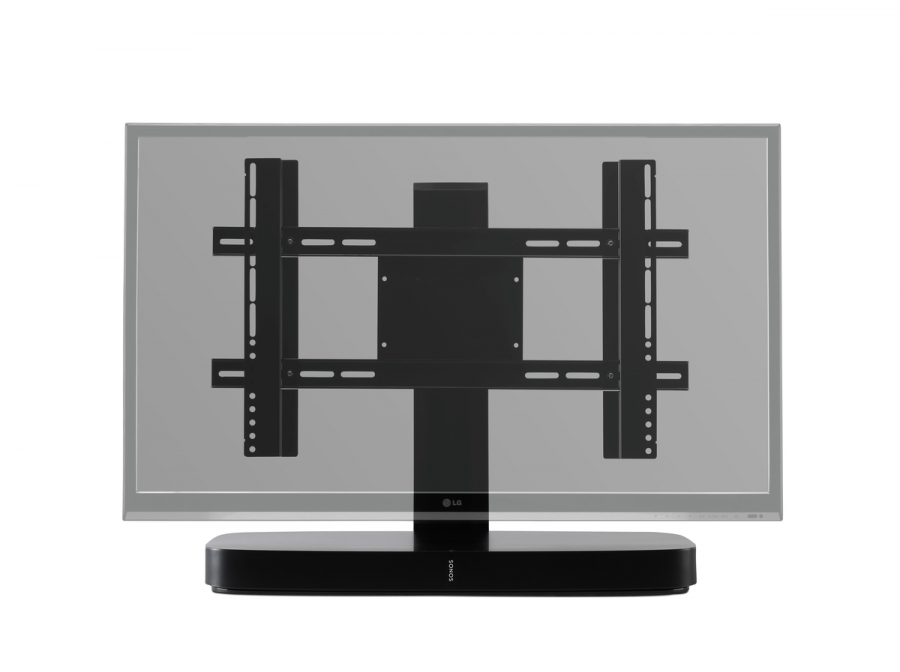 Great Unique Sonos TV Stands Within Flexson Adjustable Tv Stand For Sonos Playbase Smart Home Sounds (View 26 of 50)